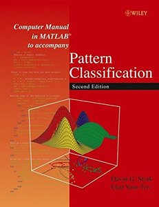 Computer Manual in MATLAB to Accompany Pattern Classification, 2/e (Paperback)-cover