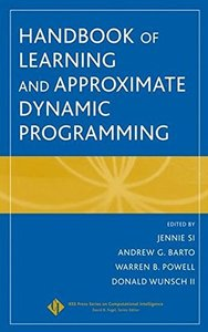 Handbook of Learning and Approximate Dynamic Programming-cover