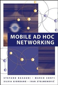 Mobile Ad Hoc Networking (Hardcover)-cover