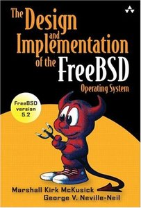 The Design and Implementation of the FreeBSD Operating System (Hardcover)-cover