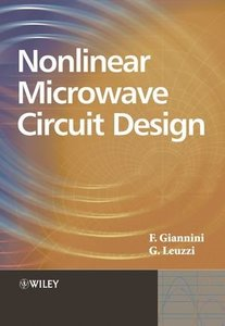 Non-linear Microwave Circuit Design (Hardcover)-cover
