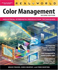 Real World Color Management, 2/e (Paperback)-cover
