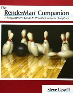 The RenderMan Companion : A Programmer's Guide to Realistic Computer Graphics-cover