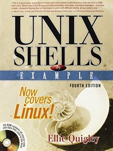 UNIX Shells by Example, 4/e (Paperback)-cover
