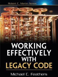Working Effectively with Legacy Code (Paperback)-cover