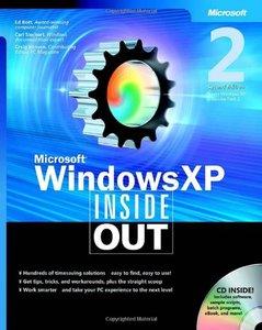 Microsoft Windows XP Inside Out, 2/e-cover
