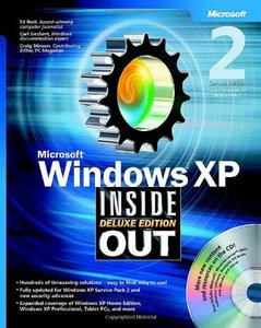 Microsoft Windows XP Inside Out Deluxe, 2/e-cover