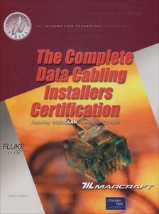 Complete Data Cabling Installers Certification-cover