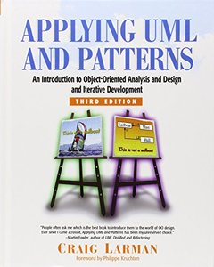 Applying UML and Patterns 3/e (Hardcover)-cover