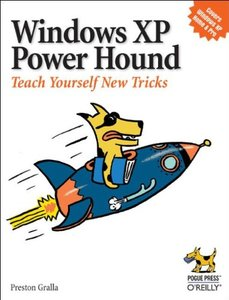 Windows XP Power Hound-cover