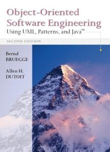 Object-Oriented Software Engineering: Using UML, Patterns and Java, 2/e(精裝)-cover
