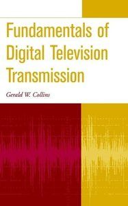 Fundamentals of Digital Television Transmission-cover