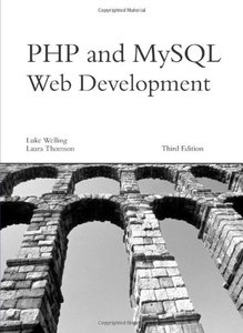 PHP and MySQL Web Development, 3/e-cover