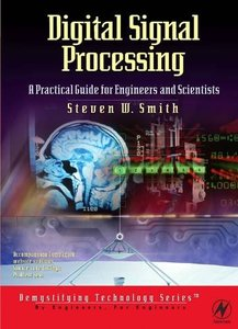 Digital Signal Processing: A Practical Guide for Engineers and Scientists (Paperback)-cover