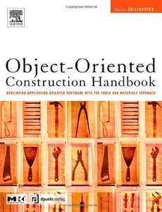 Object-Oriented Construction Handbook (Hardcover)-cover