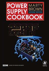 Power Supply Cookbook, 2/e (Paperback)-cover