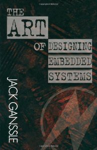 The Art of Designing Embedded Systems-cover