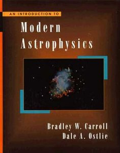 An Introduction to Modern Astrophysics-cover