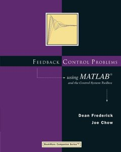 Feedback Control Problems Using MATLAB-cover