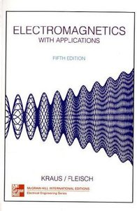 Electromagnetics With Applications, 5/e (Paperback)