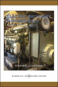 Electric Machinery Fundamentals, 4/e (美國版ISBN:0072465239)-cover