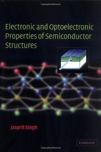 Electronic and Optoelectronic Properties of Semiconductor Structures-cover