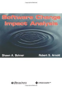 Software Change Impact Analysis-cover