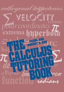The Calculus Tutoring Book-cover