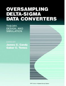 Oversampling Delta-sigma Data Converters: Theory, Design, And Simulation  (a Selected Reprint Volume)-cover