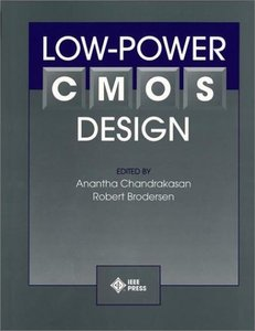 Low-power Cmos Design  (a Selected Reprint Volume)-cover