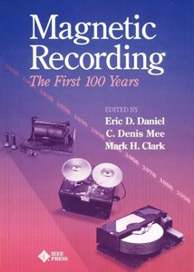 Magnetic Recording: The First 100 Years-cover