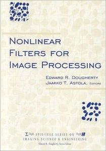 Nonlinear Filters For Image Processing-cover