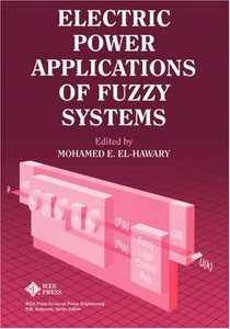 Electric Power Applications Of Fuzzy Systems-cover