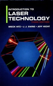 Introduction To Laser Technology, 3/e(Hardcover)-cover