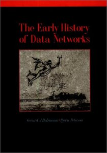 The Early History Of Data Networks-cover