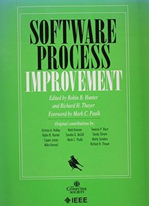 Software Process Improvement: Best Practices In Software Engineering Series-cover