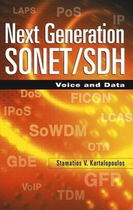 Next Generation Sonet/sdh: Voice And Data-cover