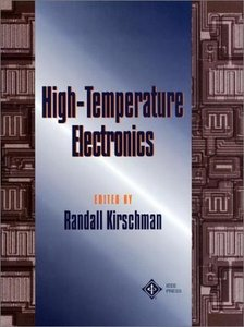 High-temperature Electronics  (a Selected Reprint Volume)-cover