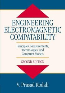 Engineering Electromagnetic Compatability: Principles, Measurements, Technologies, And Computer Models, 2/e-cover