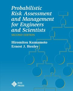 Probablistic Risk Assessment And Management For Engineers And Scientists, Second Edition-cover