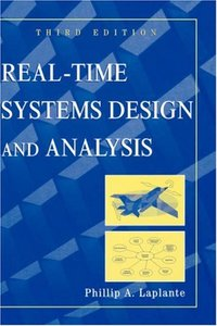 Real-Time Systems Design And Analysis, 3/e (Hardcover)-cover