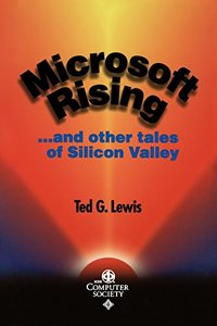 Microsoft Rising ...and Other Tales Of Silicon Valley-cover