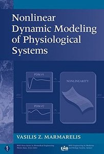 Nonlinear Dynamic Modeling of Physiological Systems (Hardover)-cover