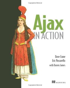 Ajax in Action (Paperback)-cover