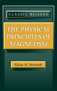 The Physical Principles Of Magnetism  (an Ieee Press Classic Reissue)-cover