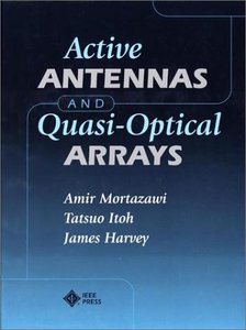 Active Antennas And Quasi-optical Arrays-cover