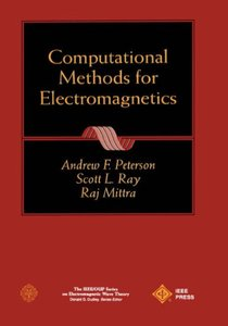 Computational Methods For Electromagnetics-cover