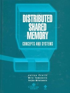 Distributed Shared Memory: Concepts And Systems-cover