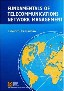 Fundamentals Of Telecommunications Network Management-cover