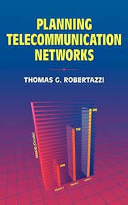 Planning Telecommunication Networks-cover